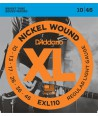 Electric strings set Nickel Wound Light 10-46