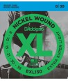Electric strings set Nickel Wound Extra super Light 8-38