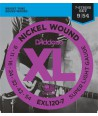 Electric strings set Nickel Wound EXtra-light 9-54