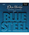 Electric strings set Blue Steel Regular 10-46