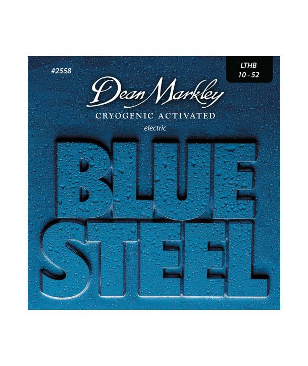 Electric strings set Blue Steel LTHB 10-52