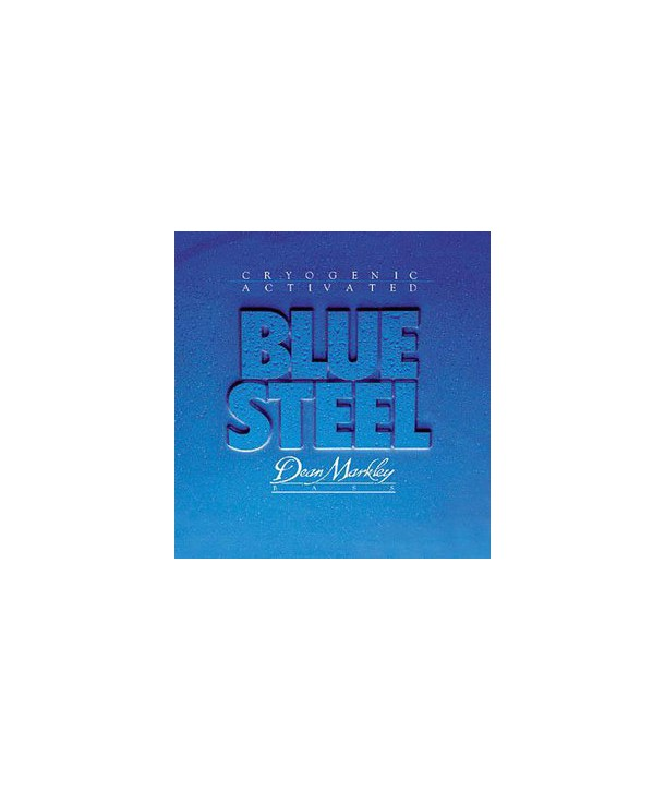 Jeu de cordes Basse BLUE STEEL Basse STAINLESS STEEL Extra-light 40-95