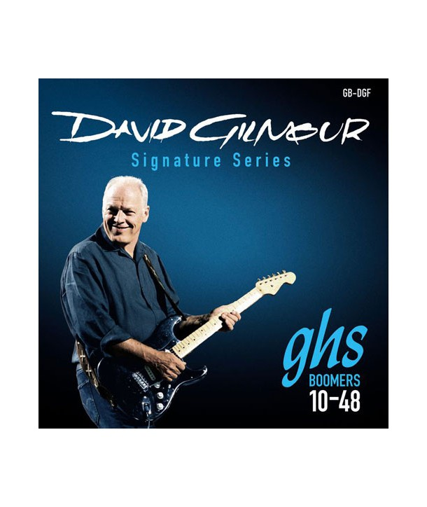 Electric strings set Boomers David Gilmour 10-48