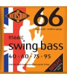 Jeu de cordes SWING BASS Médium 40-95 filé rond STAINLESS STEEL