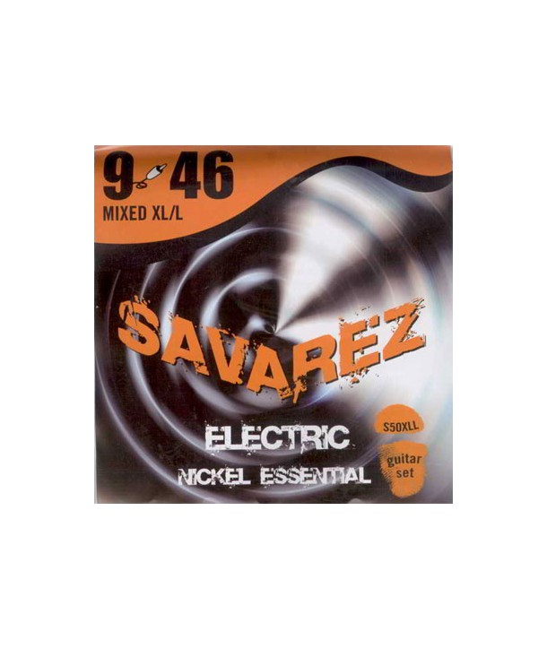 Electric strings set Nickel Essential Mixed XL/L 09-46