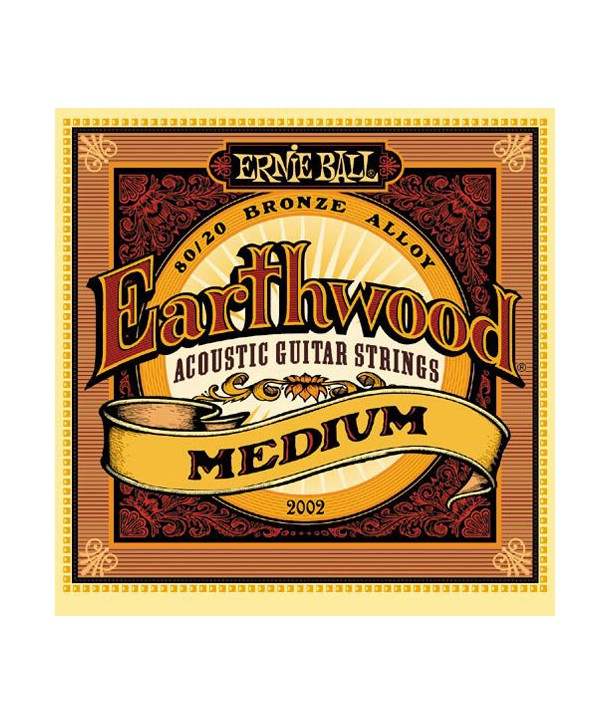 Acoustic strings set Earthwood Bronze Medium 13-56