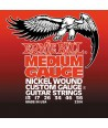 Electric strings set Custom Medium Gauge 13-56