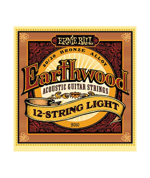 Acoustic 12 strings set Earthwood Bronze Light 9-46