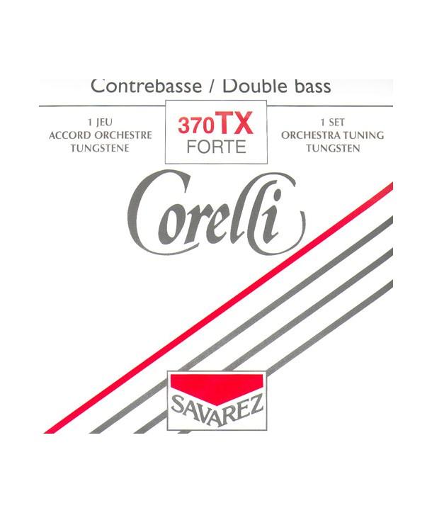 Corde à l'unité Ré Corelli Orchestre Tungstène Tension Forte TX