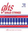 Jeu de cordes pour pour Banjo 4 Cordes Phosphore Bronze