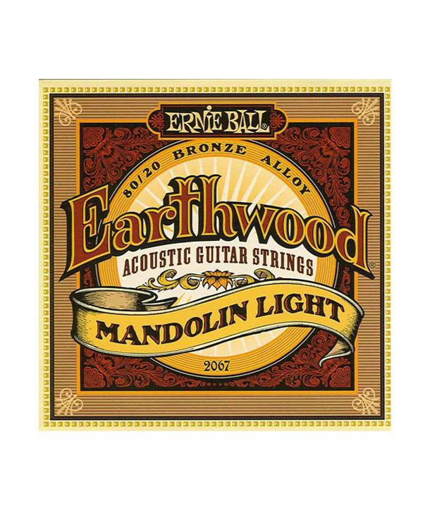 Jeu de cordes pour Mandoline Earthwood Light