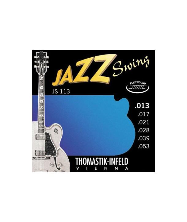 Electric strings set Jazz Swing Medium 13-53