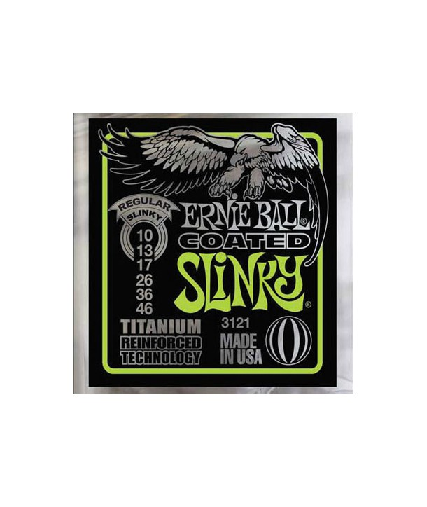 Electric strings set Slinky Electric Titanium Regular 10-46