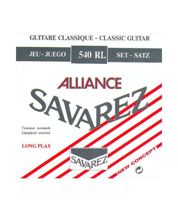 Jeu de cordes classique ALLIANCE HT Classic 540RL