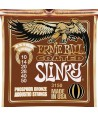 Acoustic strings Set Slinky Coated Phosphor Bronze Extra Light 10-50