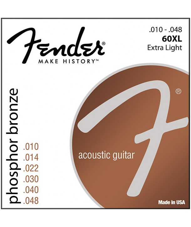 Folk string set Phosphor Bronze Medium 13-56 Extra-light 10-48