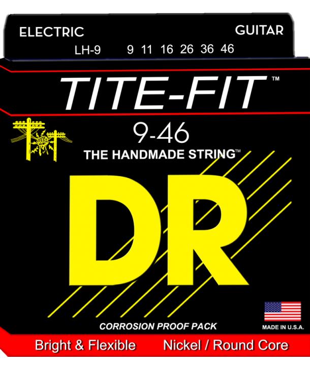 Electric strings set Tite-Fit Light-n-Heavy 9-46