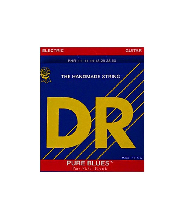 Electric strings set Pure-Blues 100% Nickel Round Core Heavy 11-50