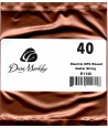 Electric single string Nickel Coated 40