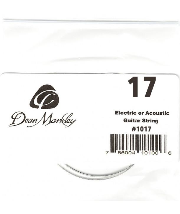 Unité 017 électrique ou acoustique acier plein