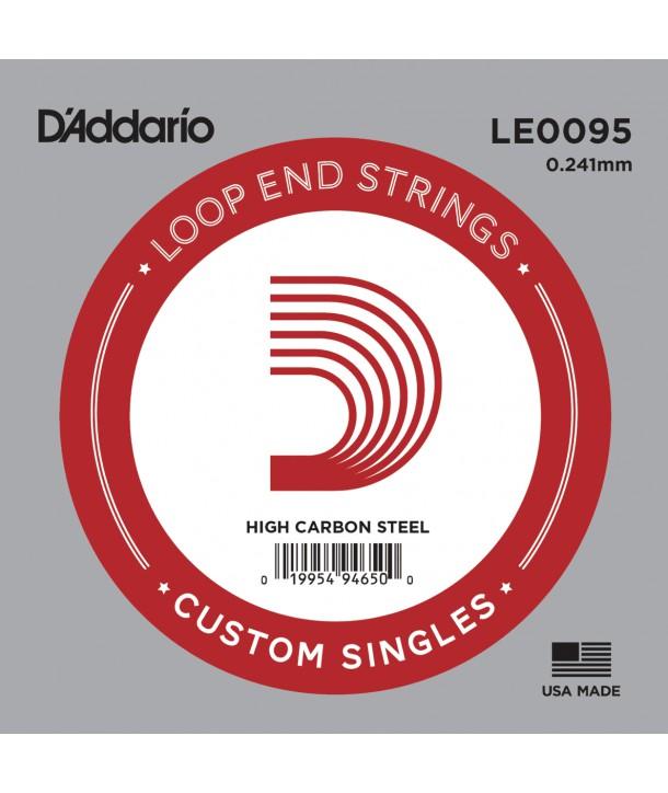 Cordes à l'unité 009.5 en acier carbone à boucle