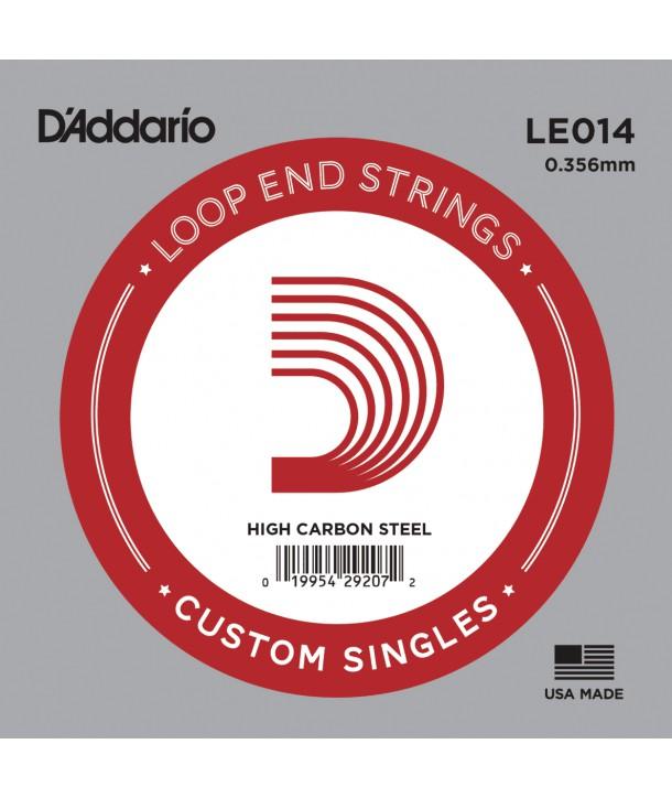 Corde à l'unité 014 en acier carbone à boucle
