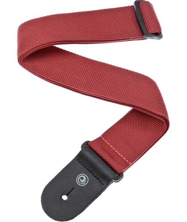 Courroie Planet Waves Polypropylene rouge