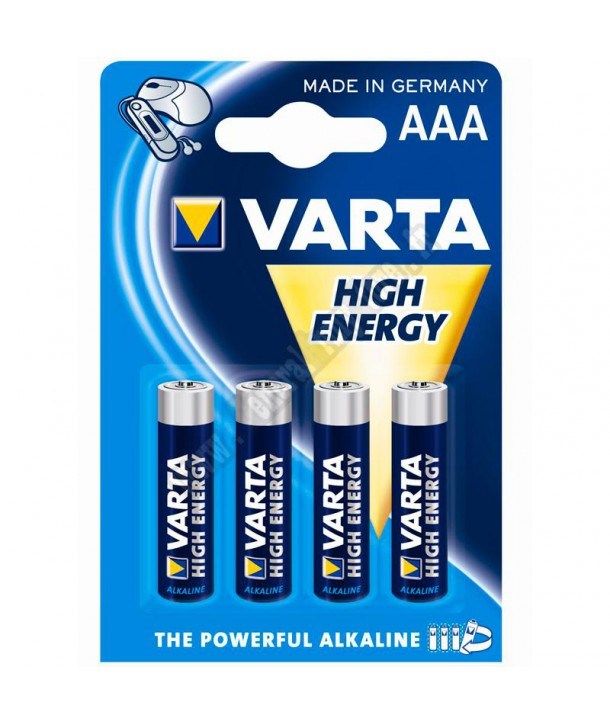 AAA Alkaline batteries