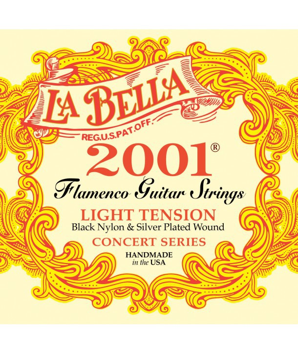 Flamenco Strings set 2001 Light Tension