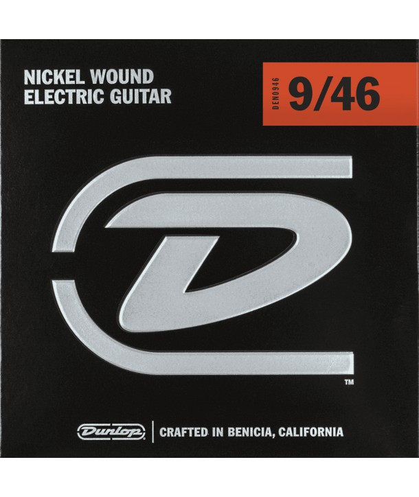 Electric strings set Nickel Electric 09's Light top Heavy bottom 09-46