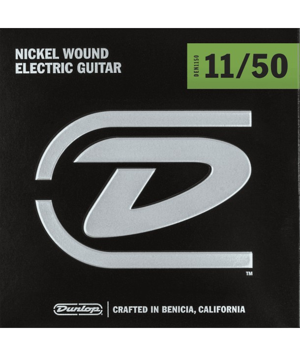 Electric strings set Nickel Electric Medium-Heavy 11-50