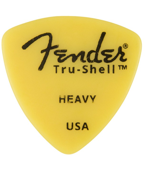 Médiator Fender 346 Shape Tru-Shell heavy