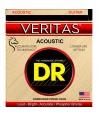 Juego de cuerdas folk Fósforo-Bronce Veritas Extra-light 10-48