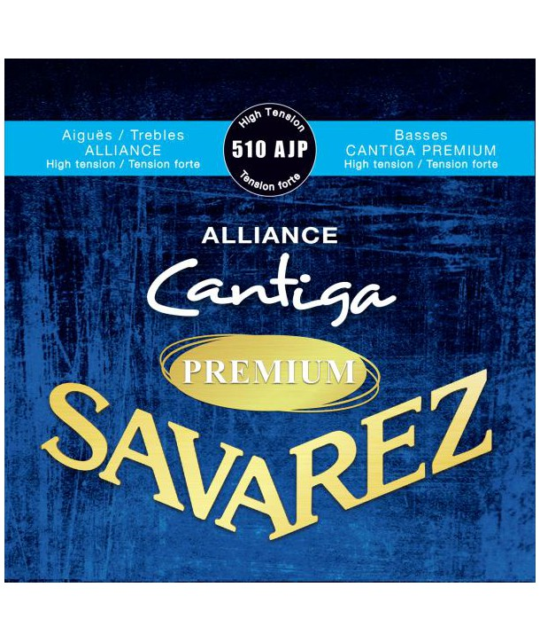 Classical strings set Alliance Cantiga Premium Hard tension