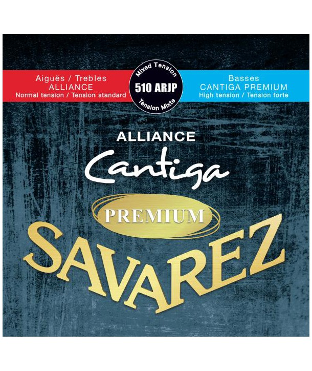 Classical strings set Alliance Cantiga Premium Mixed tension