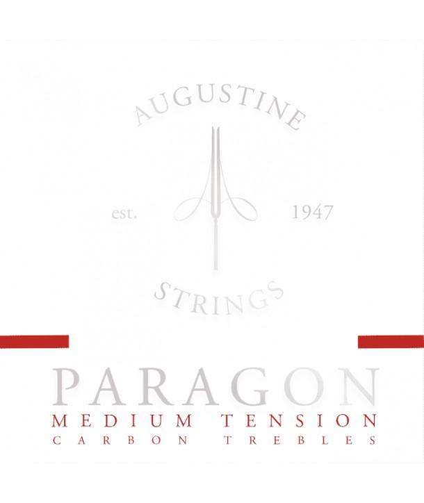 Jeu de cordes classiques Paragon Red Tension normal