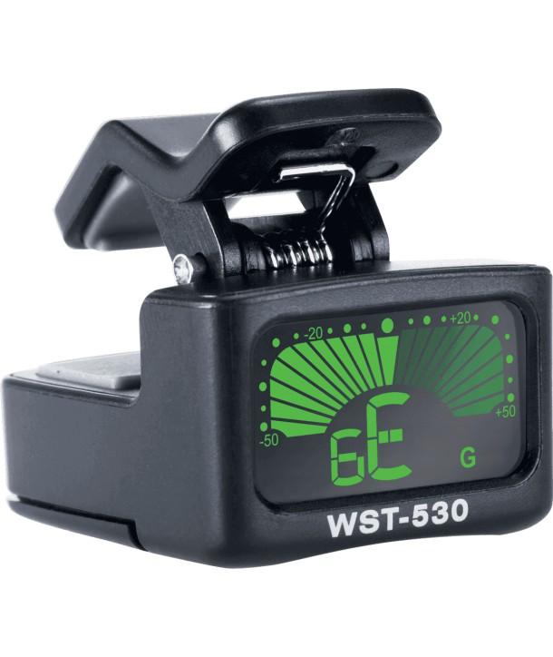 Accordeur WST-530 pour guitare et basse
