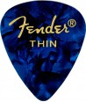 6 pack Fender 351 Shape Premium thin blue moto