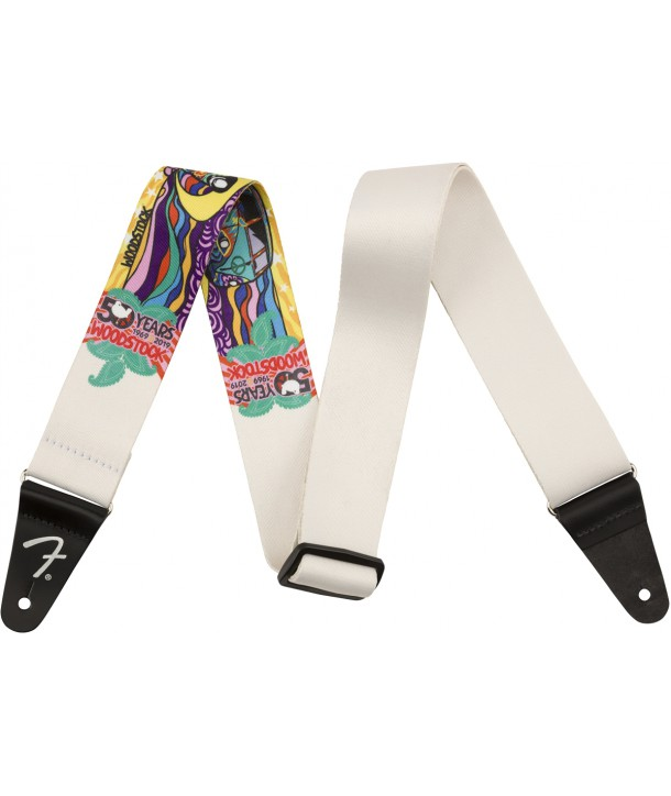 Fender Woodstock Multi-Color Van Strap