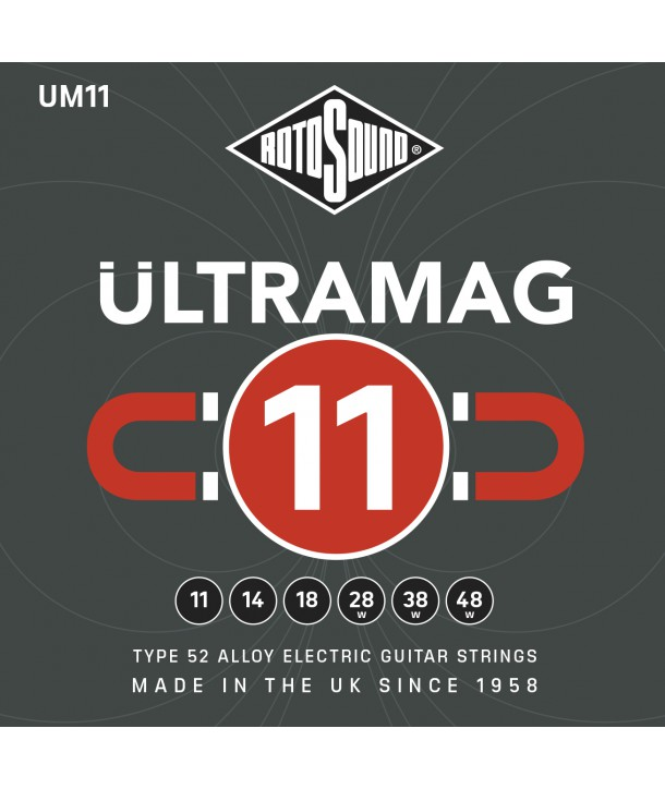 Electric strings set Ultramag 11-48