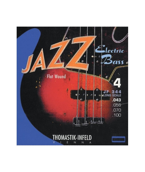 Bass Guitar String set Thomastik Infeld JAZZ Bass serie 44 - 96