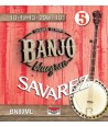 Banjo bluegrass strings set medium light