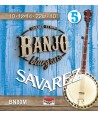 Banjo bluegrass strings set medium