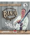 Banjo bluegrass strings set Gilles Rézard